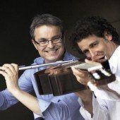 Mit Musik von Bregenz nach Buenos Aires
