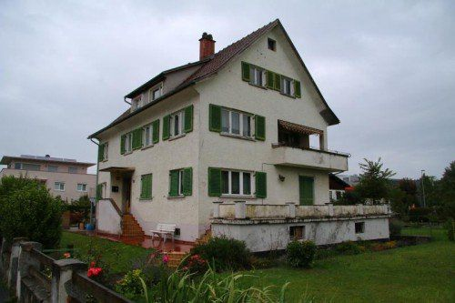 Der Tatort des brutalen Verbrechens in Gaißau.