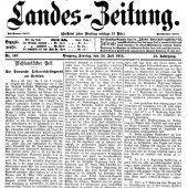 Österreich-Ungarns Ultimatum an Serbien