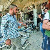 Bagdad zittert vor dem Islamisten-Einmarsch