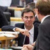 Landtag endet sehr emotional