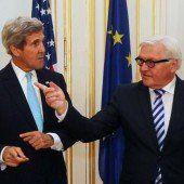 Wien: Atomgespräche mit Teheran mühsam