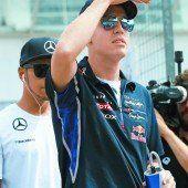 Vettel ist nur mehr Nebendarsteller