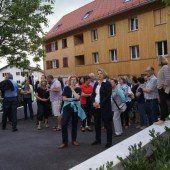 Fritag am füfe stellt Dorfkern im Oberdorf vor