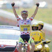 Solosieg für Pole Majka, Nibali baut Führung aus