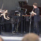 Trioabend auf der Schattenburg