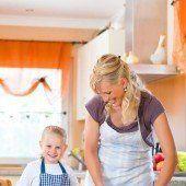 Kochen bleibt Frauen-Domäne