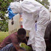 Panik in Liberia