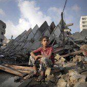 Nach schweren gegenseitigen Angriffen neuer Waffenstillstand im Gazastreifen