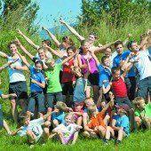 Triathlon-Nachwuchs trainiert mit den Profis