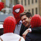 Spider-Man-Star lebt aus dem Koffer