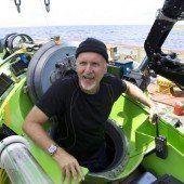 James Cameron wird 60