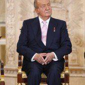 Spaniens Ex-König droht eine Vaterschaftsklage