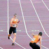Holländer liefen ohne Gegner