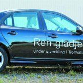 Saab zeigt Prototypen des 9-3 Electric Vehicle