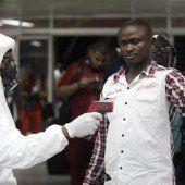 WHO stuft Ebola als globalen Notfall ein