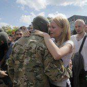 Hilfskonvoi aus Russland darf in die Ukraine fahren