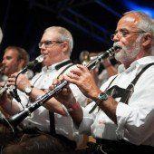 Woodstock der Blasmusik ein Renner