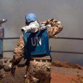43 Blauhelme am Golan gefangen genommen