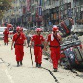 Dutzende Todesopfer nach Gasexplosionen