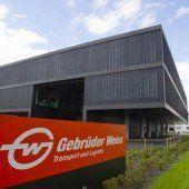 Gebrüder Weiss bezieht das neue Hauptquartier in Lauterach