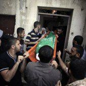 Saat des Todes in Gaza