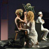 Starke Performance über Georg Trakl