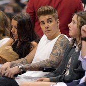 Geldstrafe für Justin Bieber