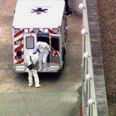 Ebola-Kranke werden in den USA behandelt
