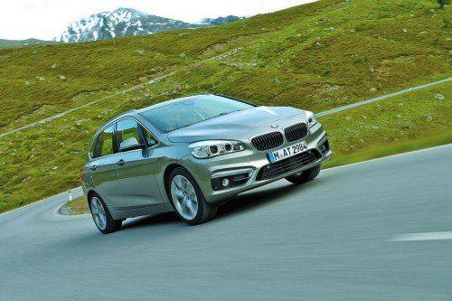 BMW 2er Active Tourer: sperriger Name, überzeugendes Konzept, Allrad ab Spätherbst.