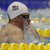 Briten triumphieren mit Weltrekord in der Mixed-Staffel