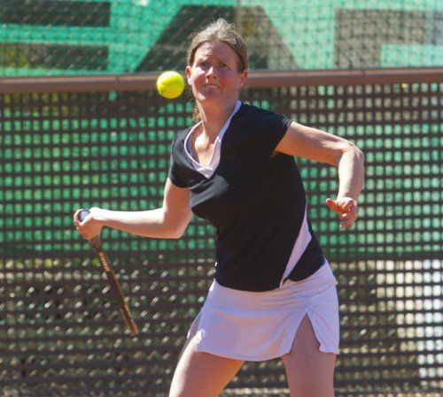 Catharina De Vries und der TC Blau-Weiß Feldkirch sind Gastgeber des VMM-Finaltages und Titelverteidiger bei den Damen. Paulitsch