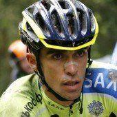 Contador trotz Verletzung bei Vuelta am Start