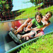 Familienerlebnis in Laterns-Gapfohl