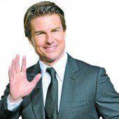 Hollywood-Star Tom Cruise dreht in Wien