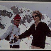Karajan fuhr genau so Ski, wie er dirigierte