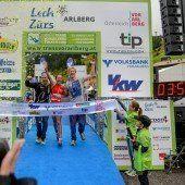 Schwarz-rot-goldene Triumphe bei Höllenritt durch Vorarlberg