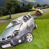 Laternser (57) vom eigenen Auto überrollt und getötet