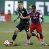 Alaba verlor als Bayern-Kapitän