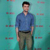 Radcliffe unzufrieden mit Schauspielleistung