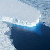 Rekord-Eisschmelze in Grönland und Antarktis