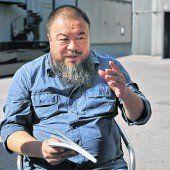 Ai Weiwei sorgte für Schlagzeilen