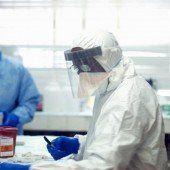 Ebola-Impfstoff: Tests erstmals am Menschen