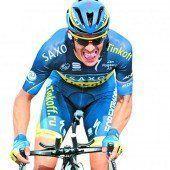 Bei Vuelta den Tour-Frust vergessen