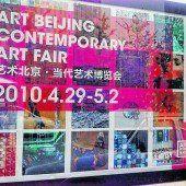 Art Beijing lockt Kunstfreunde