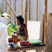 Ebola-Epidemie und kein Ende in Sicht