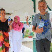 Touristen zwei Tage nach Unglück gerettet