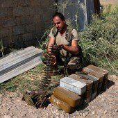 Militärhilfe für Kurden aus Deutschland