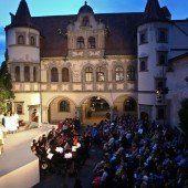 Kammeroper im Rathaushof Konstanz