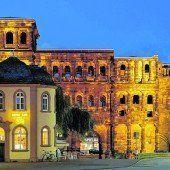 Stadttor Porta Nigra in Trier